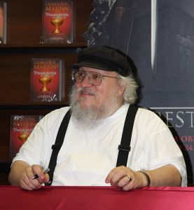 Image of George R.R. Martin
