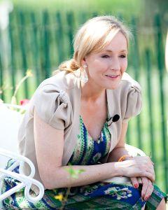 Image of J.K. Rowling