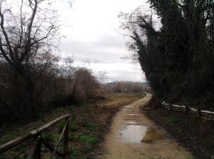 To Monterigionni
