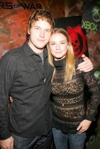 Chris Pratt and Emily VanCamp