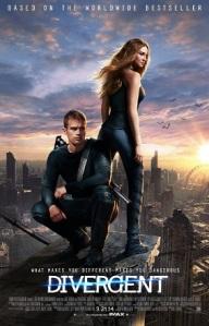 Divergent Movie Poster-Promo