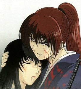 Rurouni Kenshin: Trust and Betrayal; one Anime I wouldn't mind leaving a lasting influence on me.