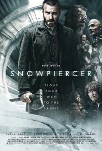 Snowpiercer - Chris Evans Tilda Swinton Song Kang Ho Jamie Bell Octavia Spencer John Hurt Ed Harris