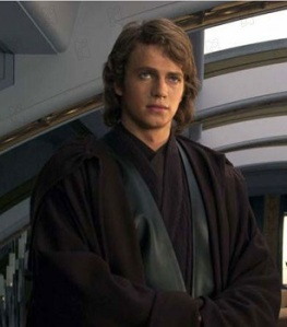 Anakin Skywalker Hayden Christensen Star Wars Revenge of the Sith