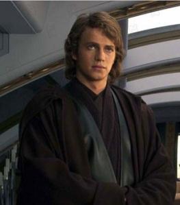 Anakin Skywalker Hayden Christensen Star Wars Revenge of the Sith