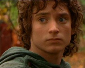 Frodo Baggins Elijah Wood