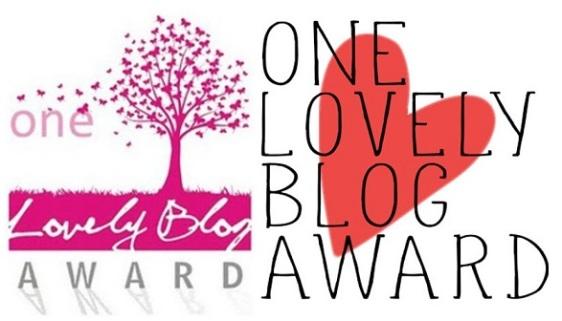 One Lovely Blog Award Tree and Heart Logos