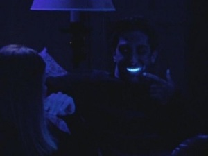 Ross Geller Teeth