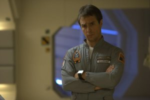 Sam Rockwell as Sam Bell in Moon (2009)