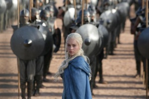 Daenarys Targaryen Game of Thrones Emilia Clarke