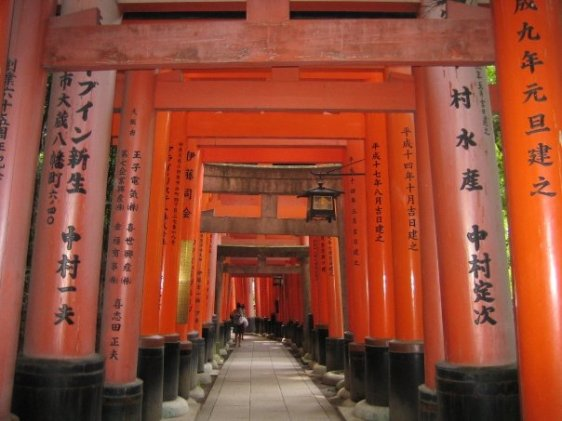 Inari Shrine Gates
