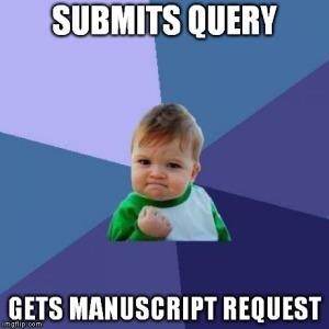 Success Baby Meme Manuscript Request
