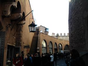 Castel Sant'Angelo Interior