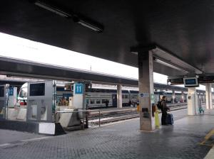 Santa Lucia Station in Venice