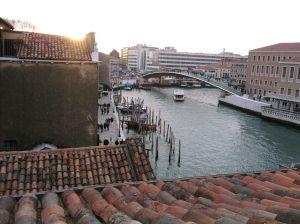 Venezia - Venice - View from the Hostel (I think)