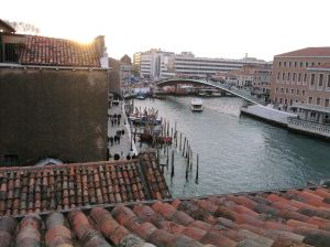 Venezia - Venice - View from the Hostel (I think)