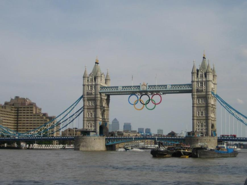 Bridge after Olympics