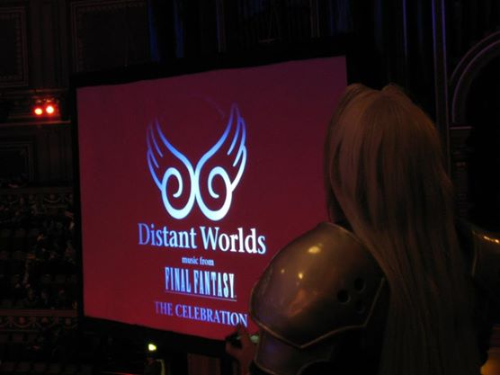 Distant Worlds music from Final Fantasy in Royal Albert Hall