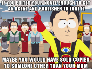 Captain Hindsight on Editing Your Novel
