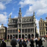 A.D.M. Was Here: Benelux and Strasbourg (and a Mugging!)