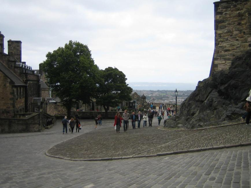 More of Edinburgh Castle