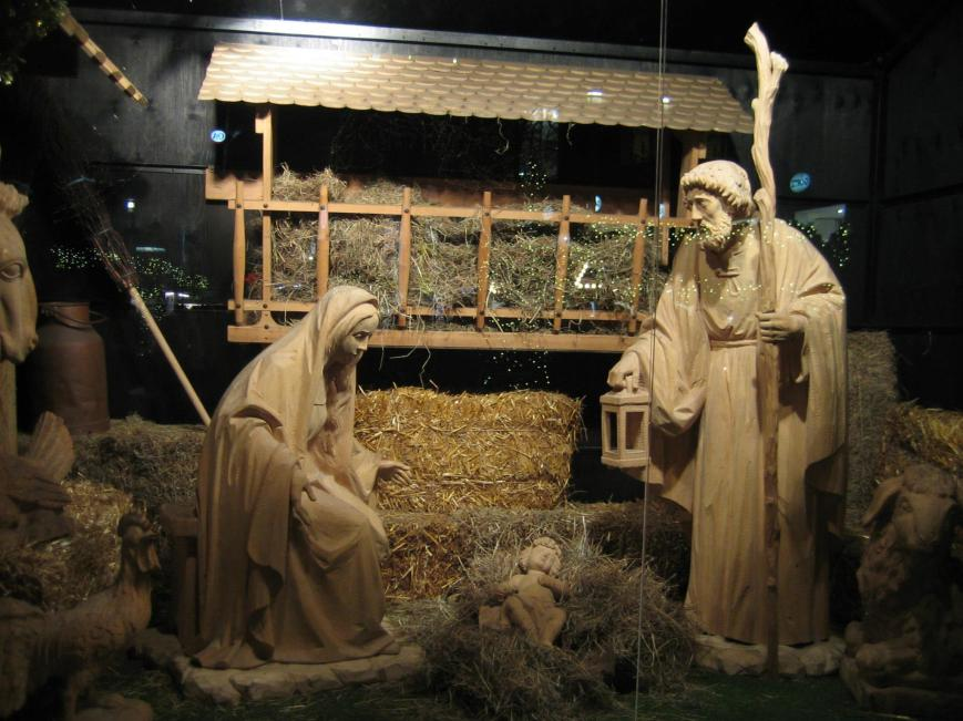 Hamburg Nativity Scene