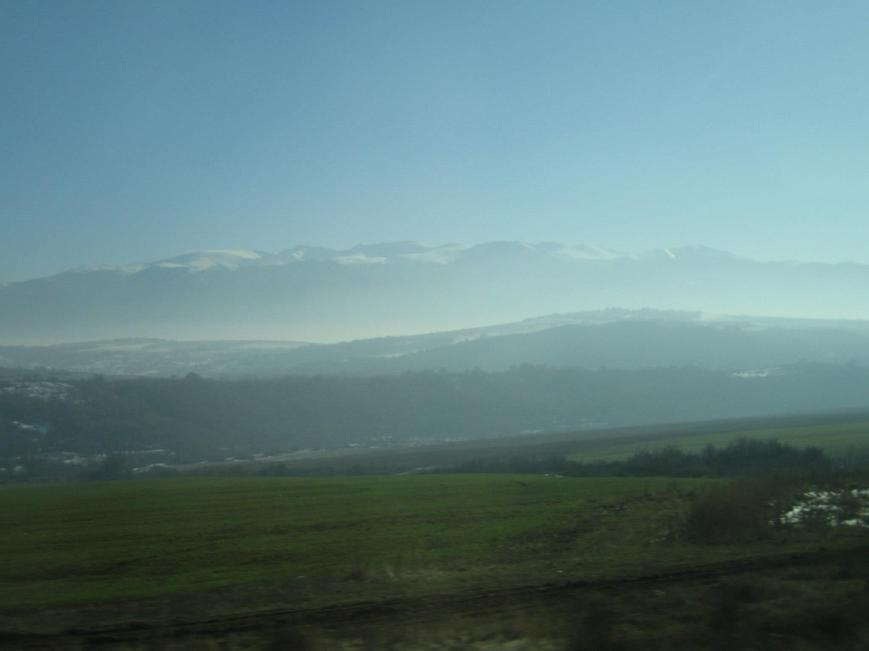 Mountains Greece 01