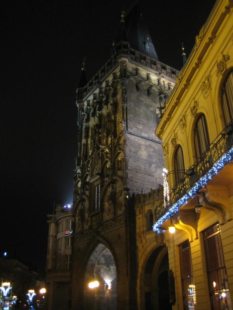 Prague at Night 01