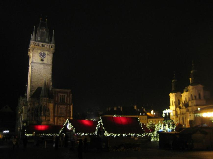 Prague at Night 02