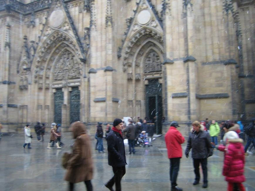 Prague St Vitus Cathedral 04