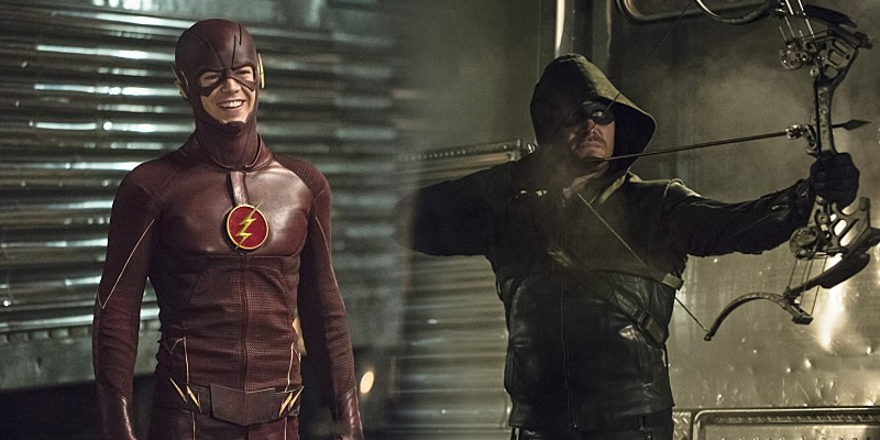 flashandarrow