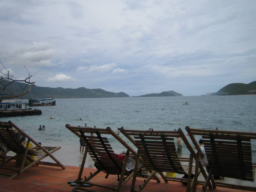 Last stop for the tour of Nha Trang.