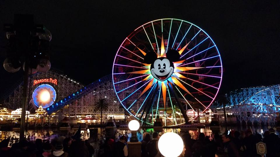 Disneyland - California Adventure